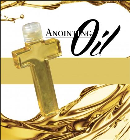 Holy Oil – June 26