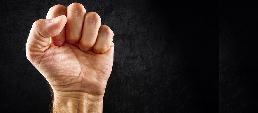 revolt-fist